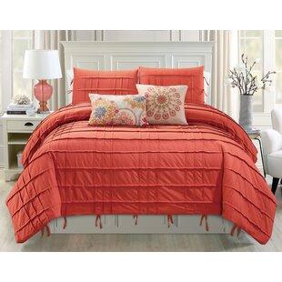 Toomsboro Spice Comforter Set