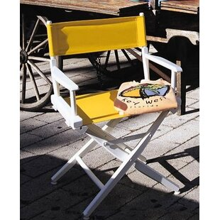 World Famous Folding Director Chair by Telescope Casual