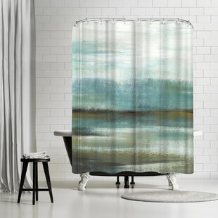 PI Creative Art Sprawl I Single Shower Curtain