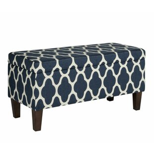 Zadie Upholstered Storage Bench