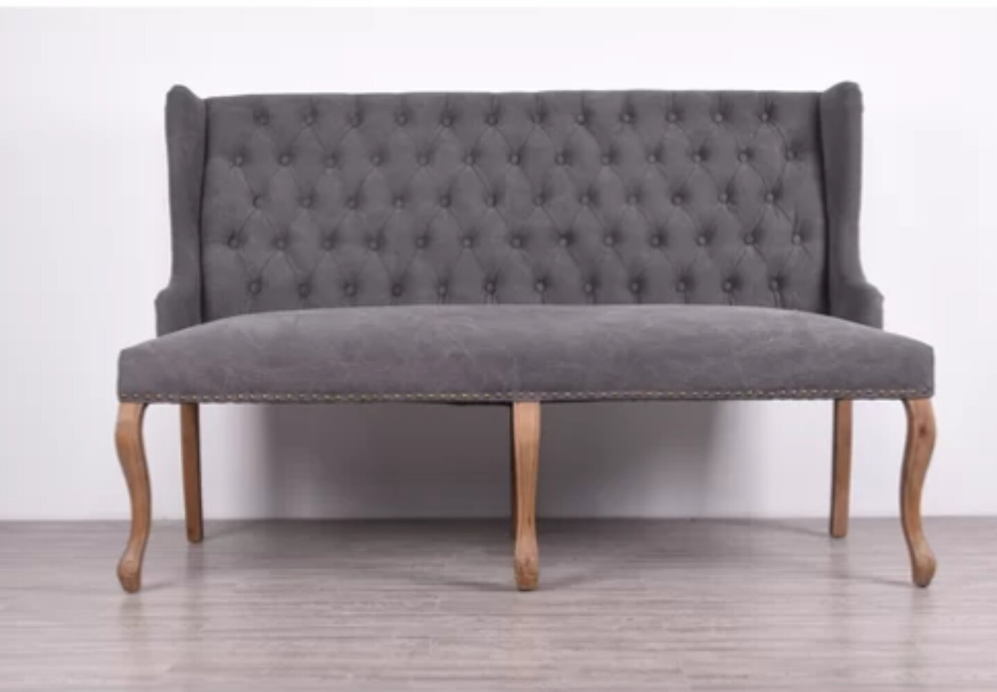 One Allium Way Alonso Upholstered Bench Wayfair Ca
