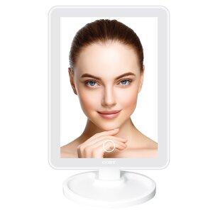 Symple Stuff Remus Multi Light Mode Makeup/Shaving Mirror