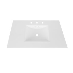 Brighton 36 Single Bathroom Vanity Top By Maykke