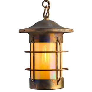 America's Finest Lighting Company Balboa 1-Light Outdoor Hanging Lantern
