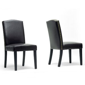 Melantha Parsons Chair (Set of 2) by Latitude Run