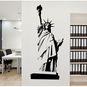 Statue Of Liberty Wall Decal Part 71