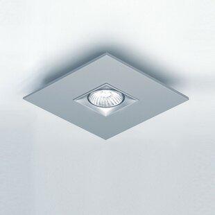 ZANEEN design Polifemo 1-Light Semi Flush Mount