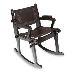 Mclane Rocking Chair by Bloomsbury Market