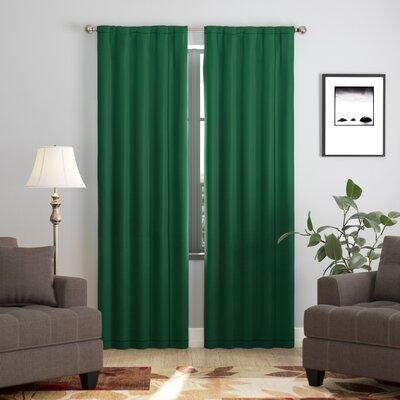 Emerald Green Curtains Wayfair