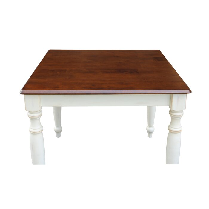 Surprising Trivette Dining Table With Turned Legs Forskolin Free Trial Chair Design Images Forskolin Free Trialorg
