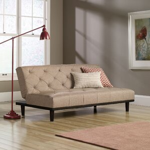 Mason County Convertible Sofa by Sauder