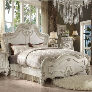 Queenies Sleigh Bed