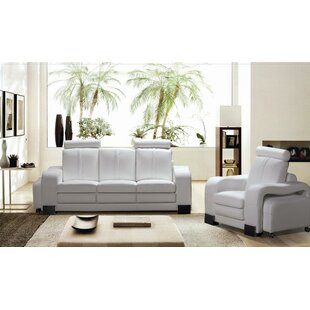 Hokku Designs Rollingstone 6 Piece Living Room Set