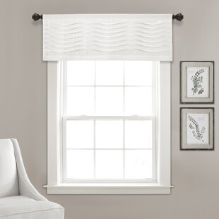 Hemmer Wave Texture 52 Window Valance by Isabelle & Max