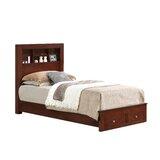 Kennon Storage Platform Bed by Three Posts™