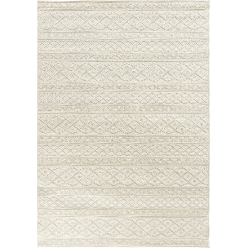 Acton Ivory Indoor/Outdoor Area Rug