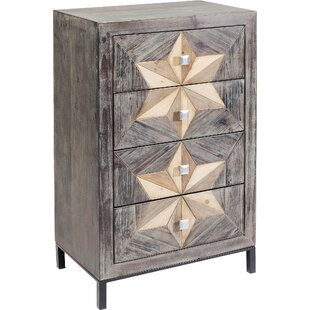 Starry 4 Drawer Chest By KARE Design