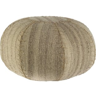Cilla Pouf by Highland Dunes
