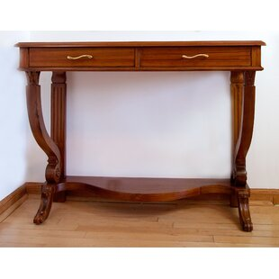 The Silver Teak Regal French Style Consol..