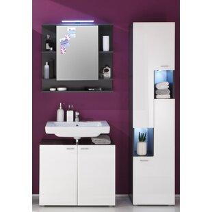 Charmy Down 3 Piece Bathroom Storage Furniture Set By Wade Logan