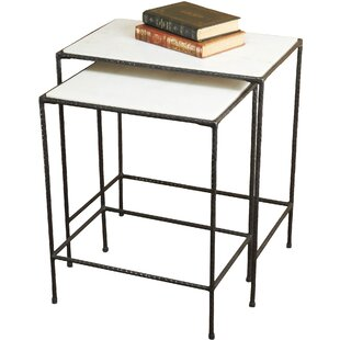 Interlude Newton 2 Piece Nesting Tables
