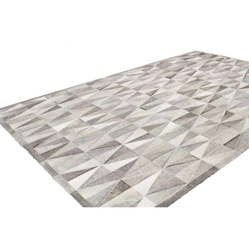 Siri Handwoven Flatweave Gray Area Rug Reviews Joss Main