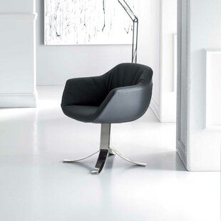 Nelly Swivel Armchair by Yuman..