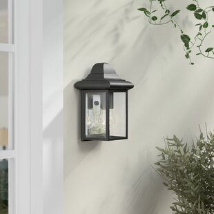 Best Reviews Leopold 1-Light Outdoor Flush Mount By Charlton Home