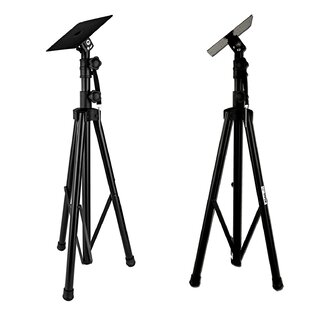 Symple Stuff Casimir Portable Tripod TV Stand for TVs up to 60