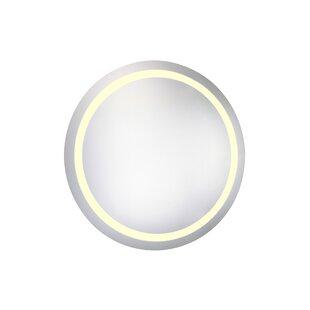 Clearance Electric Bathroom/Vanity Mirror ByLatitude Run