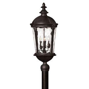 Hinkley Lighting Windsor Outdoor 4-Light Lantern Head