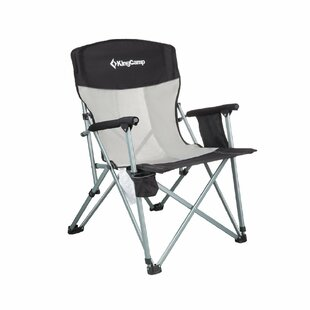 Kingcamp Mesh Back Folding Camping Chair