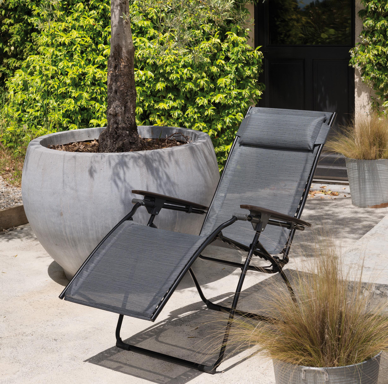 Lafuma Evolution Reclining Zero Gravity Chair Reviews Wayfair