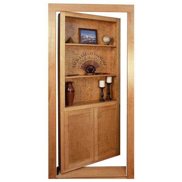 Murphy Door Bookcase Wayfair