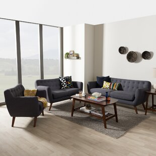 Find a Bianca 3 Piece Living Room Set by Wholesale Interiors Reviews (2019) & Buyer's Guide