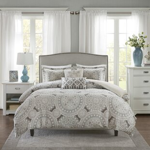 Harbor House Freida 100% Cotton 5 Piece Duvet Set