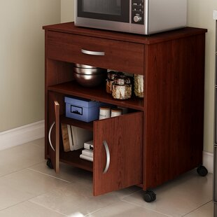Axess Microwave Cart by South Shore