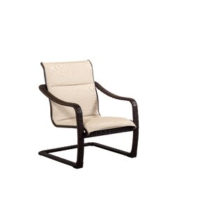 Palms All Weather Woven Comfort Sling Club Chair by Outdoor Masterpiece