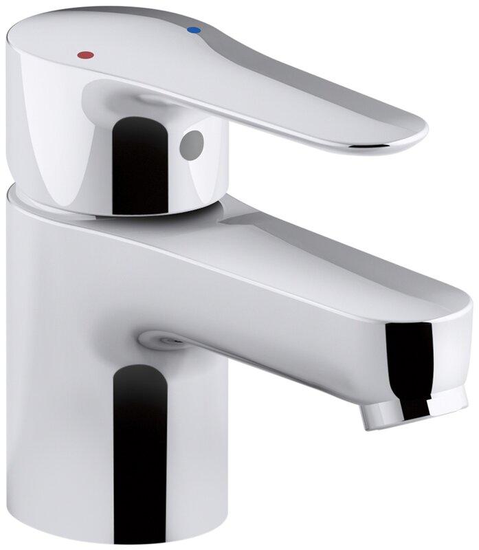 Bathroom Sinks And Faucets kohler july single-handle bathroom sink faucet & reviews | wayfair