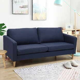 Teegan Modern Loveseat