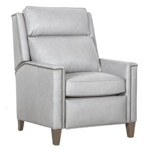 Beth Page 3 Way Leather Manual Recliner By Fairfield Chair