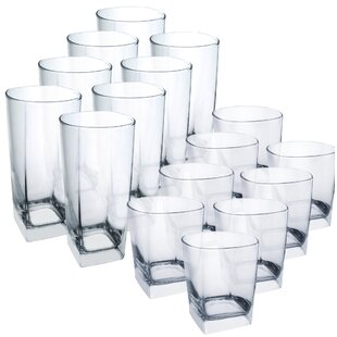 Assorted Glassware Set Bar Cocktail Glasses Free Shipping Over 35 Wayfair