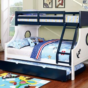 Garfield Twin over Full Bunk Bed