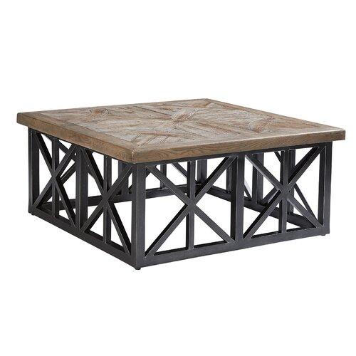 Gracie Oaks Astrid Stone Concrete Coffee Table Wayfair Ca