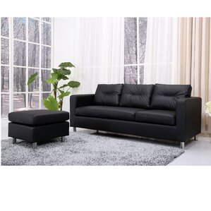 Lovely Clarence Reversible Sectional