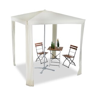 Tristan 200cm X 200cm Steel Pop-Up Gazebo By Sol 72 Outdoor