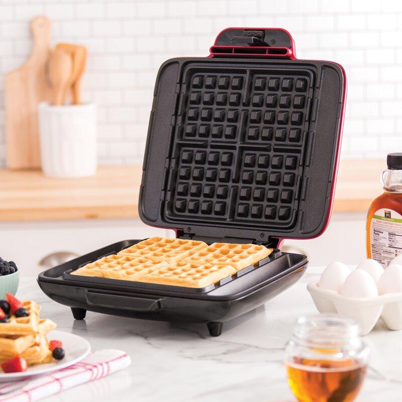Dash No Mess Waffle Maker Reviews Wayfair