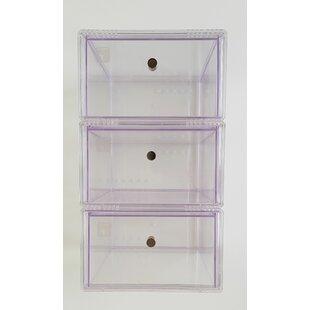 Regular Stackable Shoe Storage Cabinet By Symple Stuff