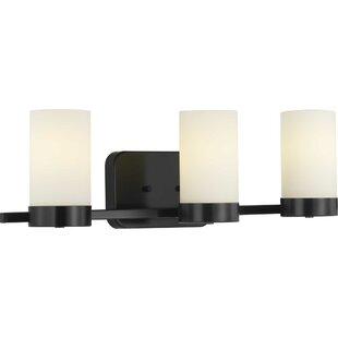 Aeroome 3-Light Vanity Light by Wrought Studio