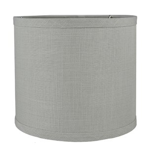 Classic Smooth 8 Linen Drum Lamp Shade